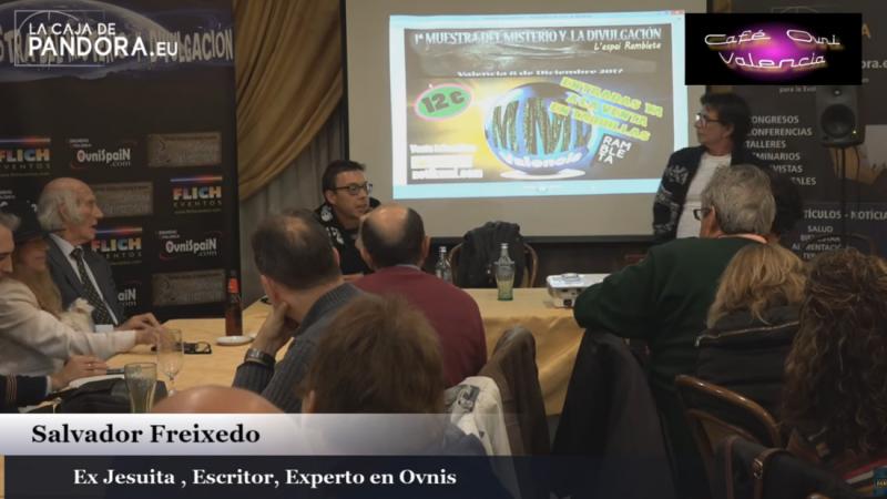 Cafe Ovni Valencia fiesta ovnispain Muestra del misterio (11)