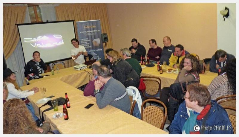 Cafe Ovni Valencia fiesta ovnispain Muestra del misterio (13)