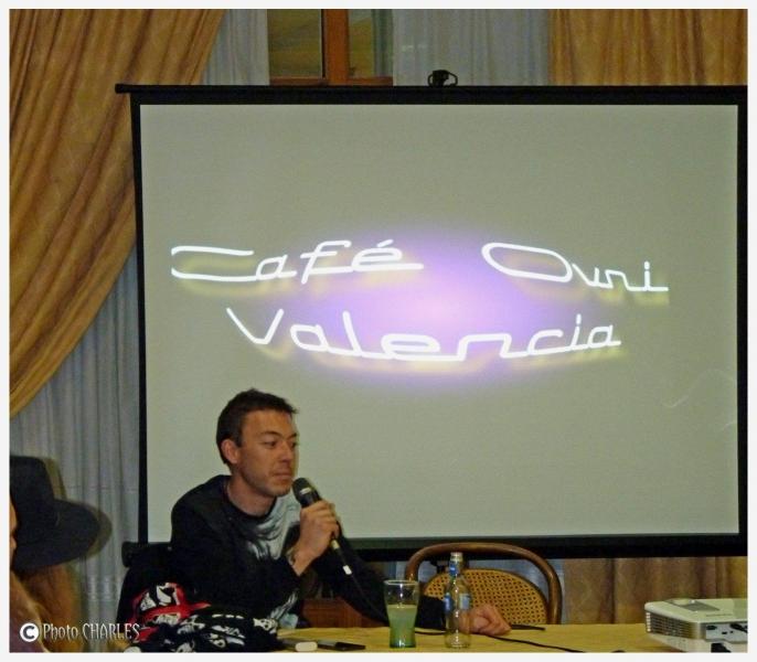 Cafe Ovni Valencia fiesta ovnispain Muestra del misterio (27)