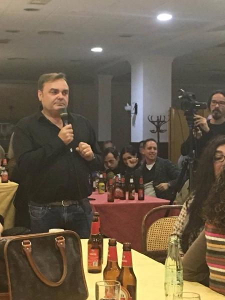 Cafe Ovni Valencia fiesta ovnispain Muestra del misterio (49)