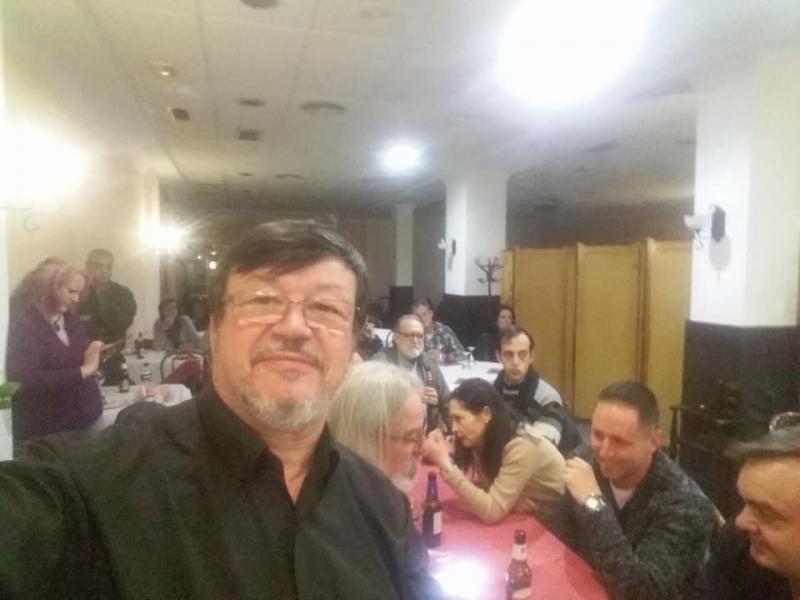 Cafe Ovni Valencia fiesta ovnispain Muestra del misterio (58)