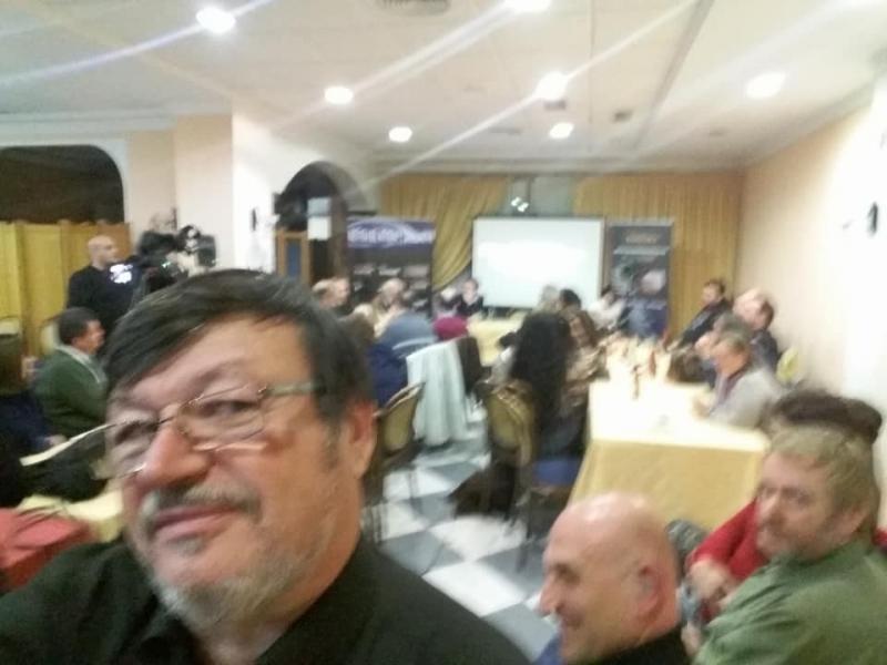 Cafe Ovni Valencia fiesta ovnispain Muestra del misterio (69)