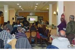 Cafe Ovni Valencia fiesta ovnispain Muestra del misterio (26)