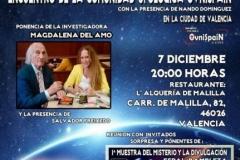 Cafe Ovni Valencia fiesta ovnispain Muestra del misterio (31)