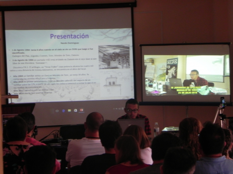 Cuartas jornadas de ufologia Nando Dominguez (54)
