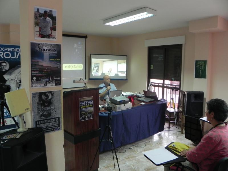 Cuartas jornadas de ufologia Nando Dominguez (67)