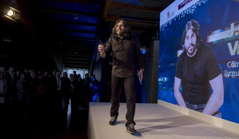 Premios Evolucion JJ Vaquero