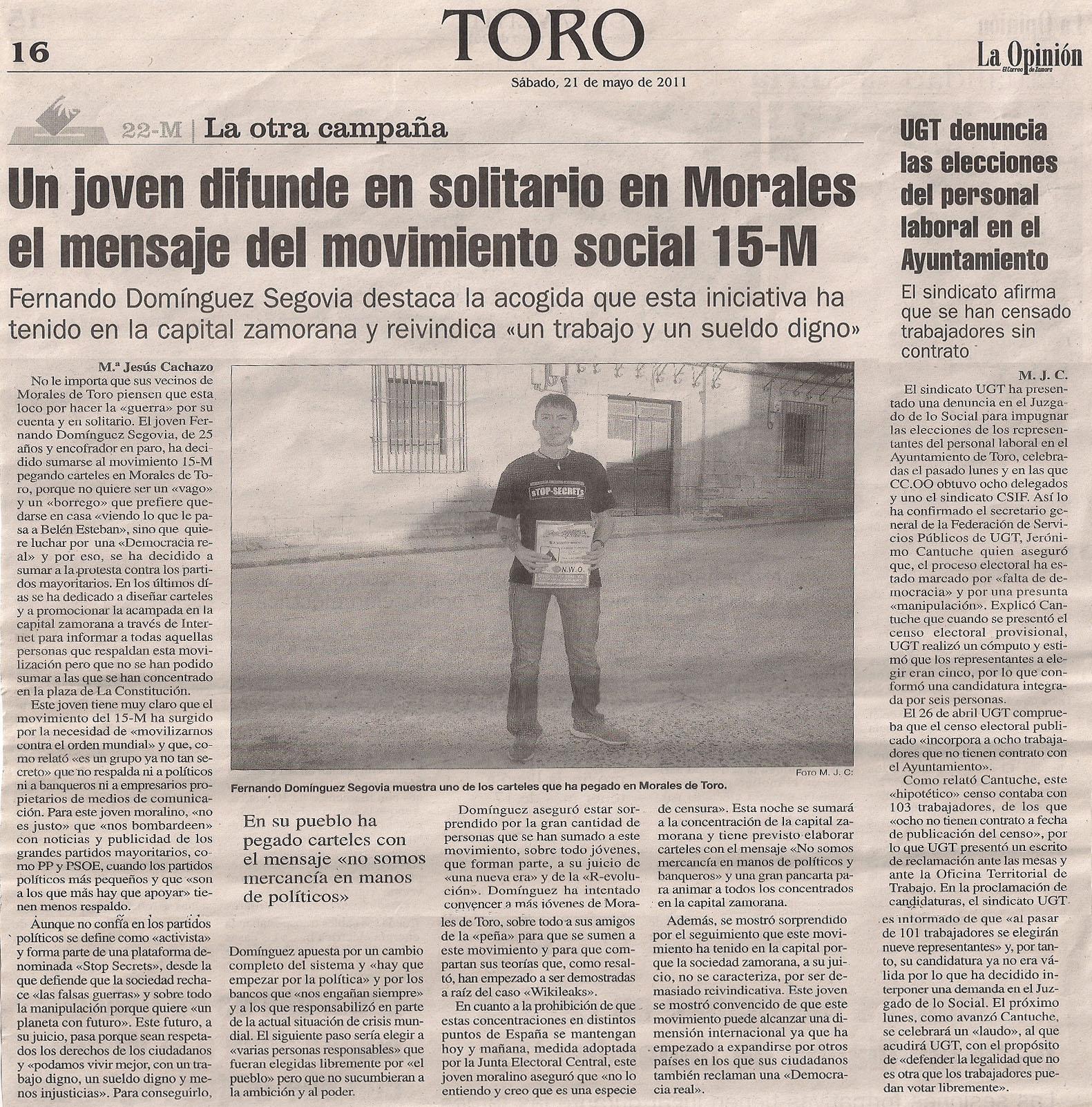 La Opinion de Zamora