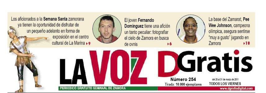 D Gratis Zamora