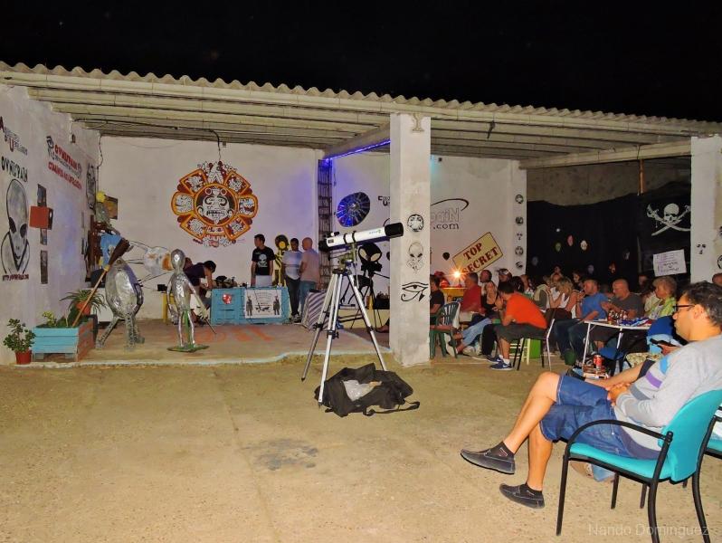 Primeras Jornadas de ufologia Morales de toro nando dominguez (6)