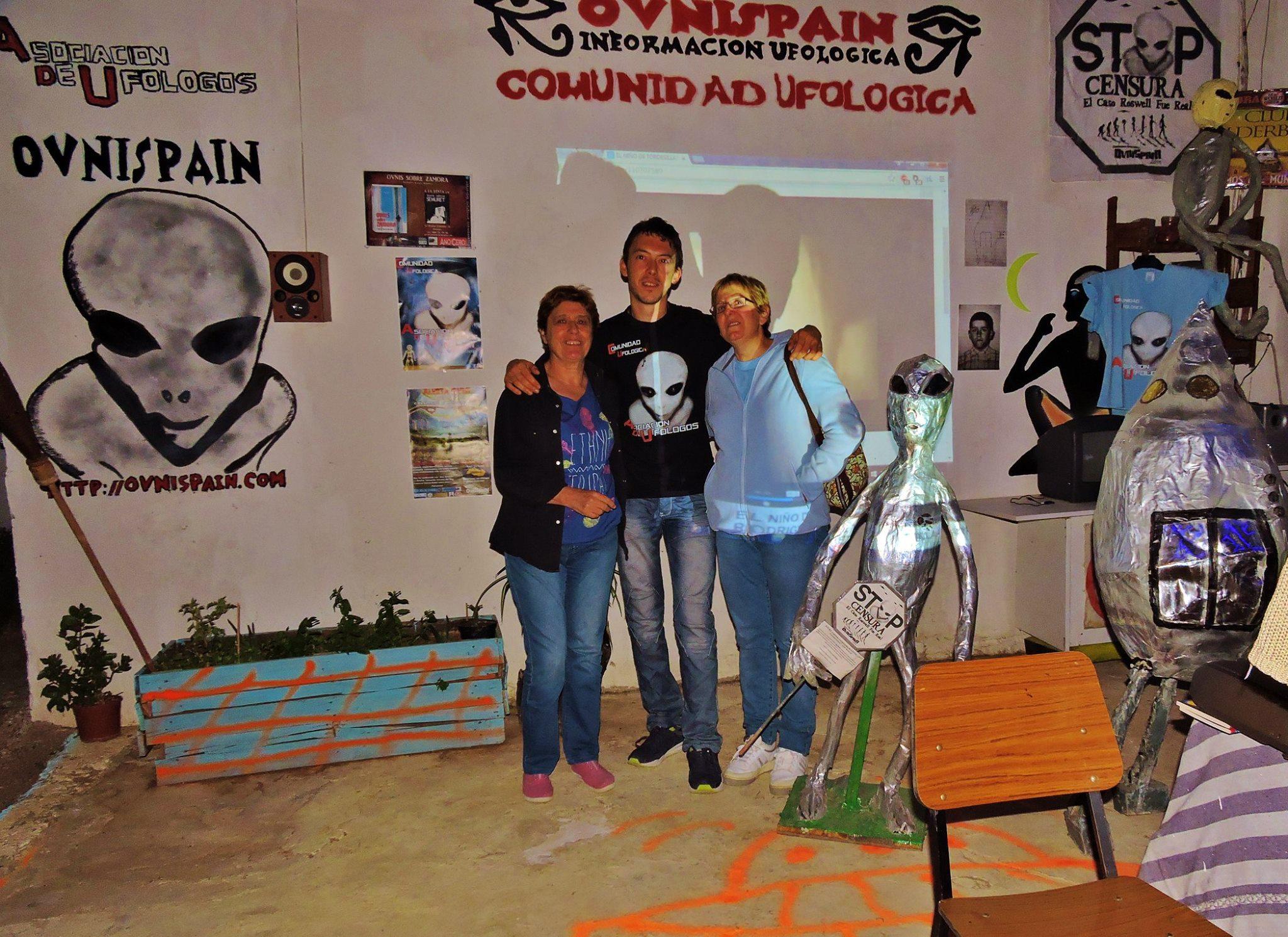 Primeras Jornadas de ufologia Morales de toro nando dominguez (9)