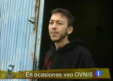 Entrevista programa Gente de TVE