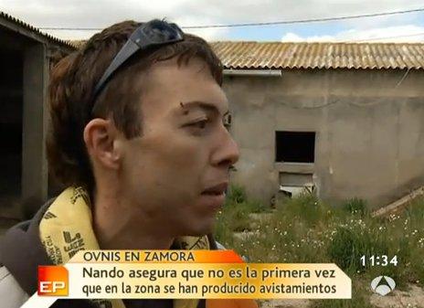 Entrevista Espejo Publico Antena 3