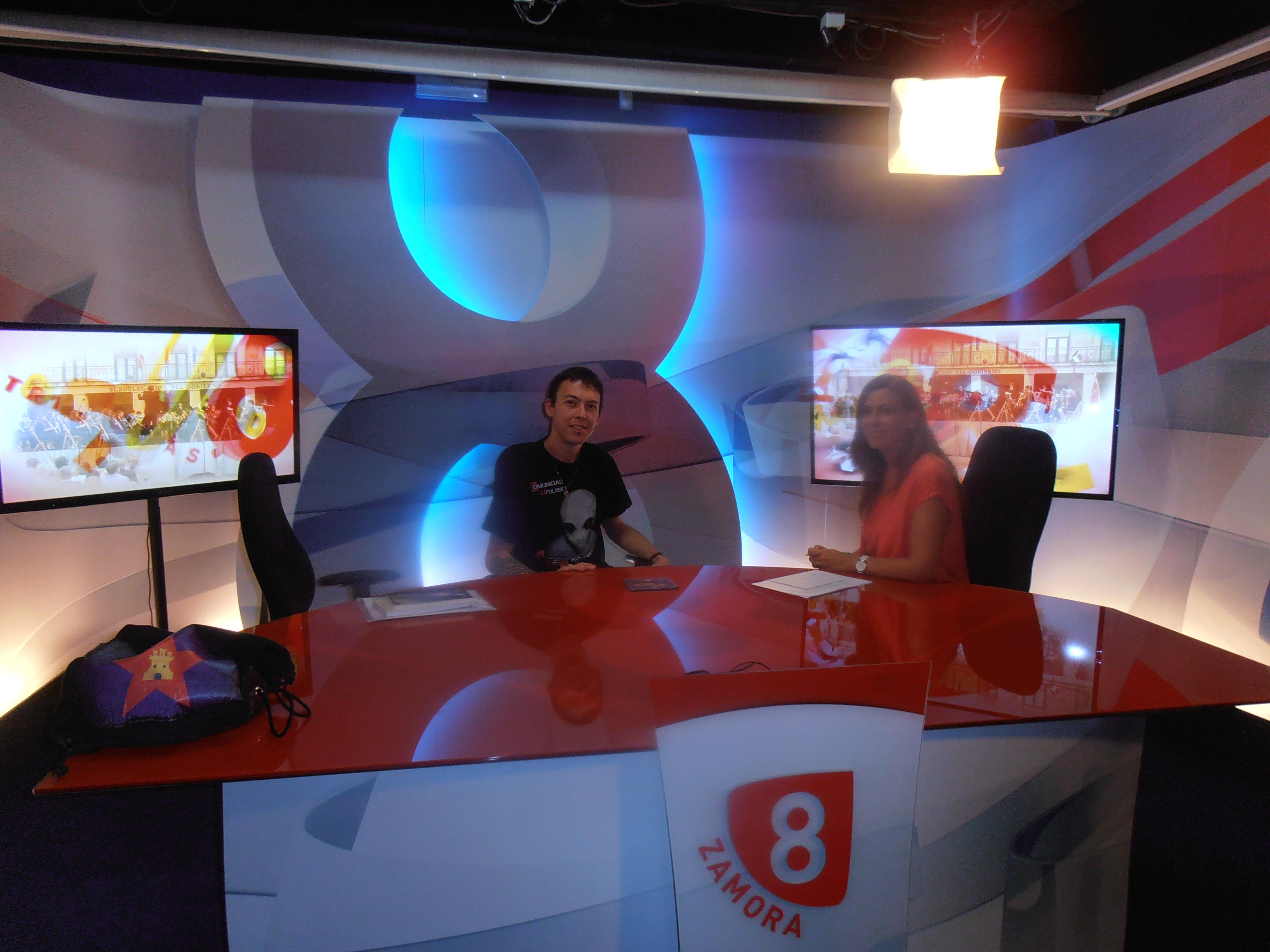 Entrevista Tv La 8 Zamora CYL
