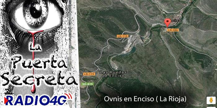 Ovnis en Ardenillo La Rioja