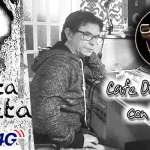Cafe Ovni Valencia con el Ufologo Luis Pisu