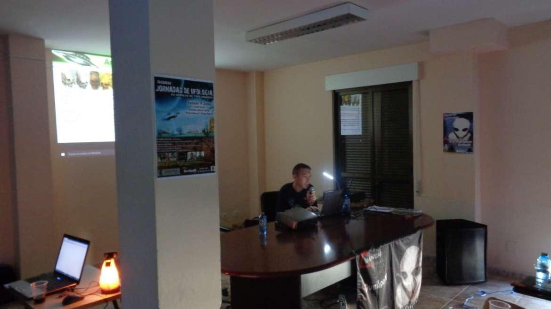 Una jornada analiza en Zamora el fenómeno ovni y los avistamientos