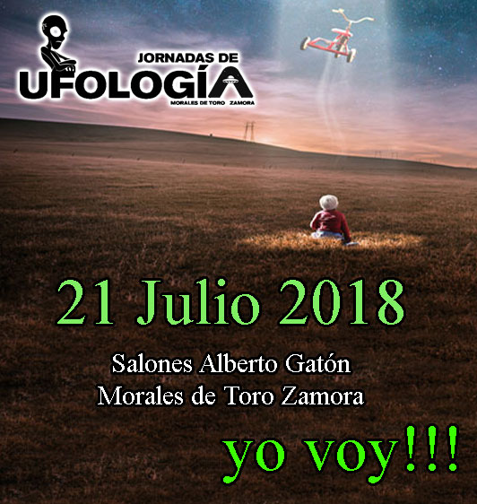 Jornadas de Ufología en Morales de Toro