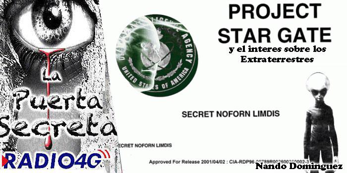El proyecto StarGate de la CIA y el interés en los Extraterrestres