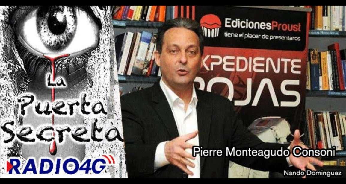 Expediente Rojas con Pierre Monteagudo