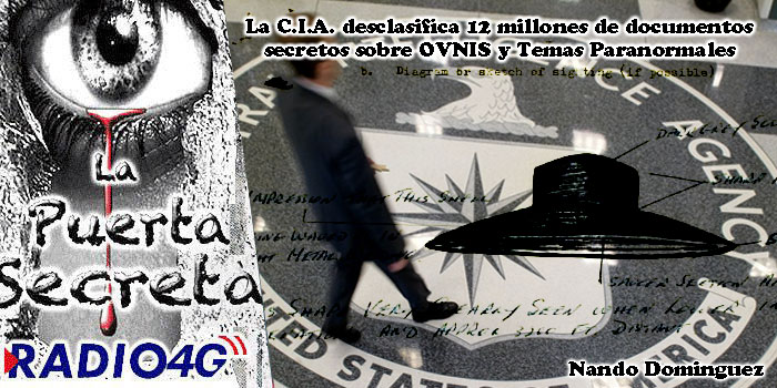 12 millones de Documentos Top Secret desclasificados por la CIA