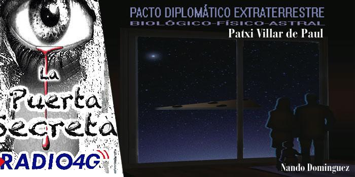 Pacto Diplomatico Extraterrestre con Patxi Villar de Paul