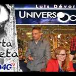Universo Oculto. Multiversos giratorios con Luis Devora