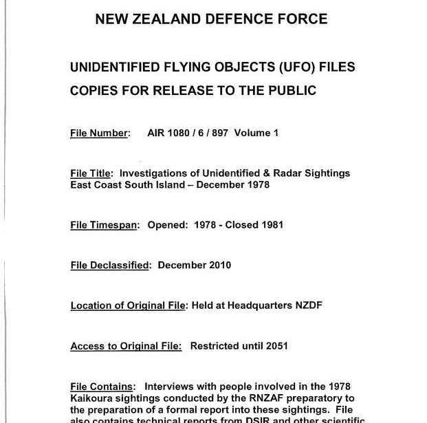 New Zealand files