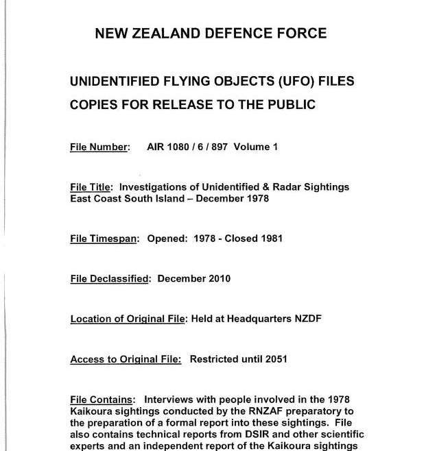New Zealand files