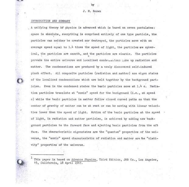 Douglas Aircraft files (UFO related)