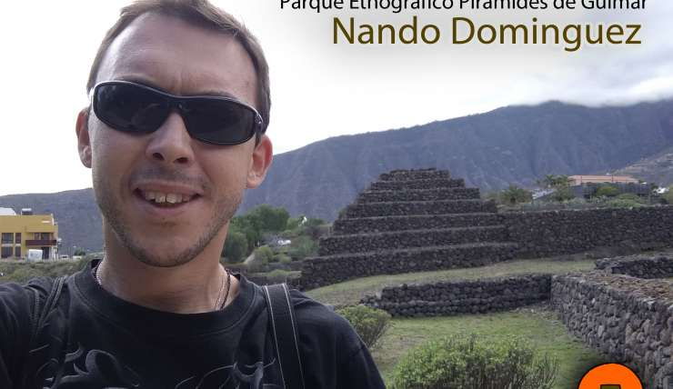 Visita al Parque Etnográfico Pirámides de Güímar Tenerife
