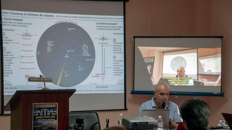 Ovnis, Verdades y Mentiras – Fernando Rodriguez – IV Jornadas de ufología