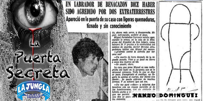 Agresión Ovni en Benacazón 1976