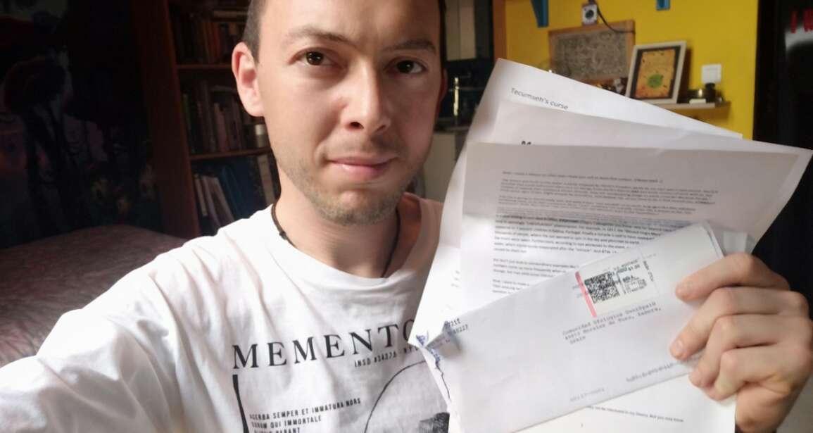 Teoría Sobre los presidentes de EEUU y los Extraterrestres (Carta que recibo desde Detroit)
