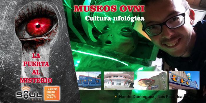 La Puerta al Misterio – Listado de Museos Ovni