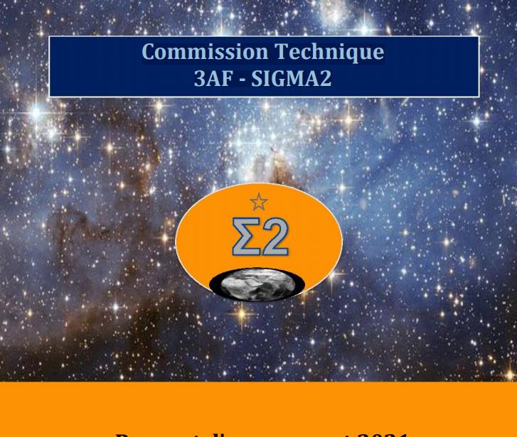 ASOCIACIÓN ASTRONAÚTICA DE FRANCIA Commission Technique 3AF – SIGMA2